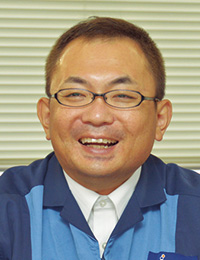 JNC石油化学株式会社 市原製造所 環境安全品質部 設備保安担当 次席 松隈 明彦氏