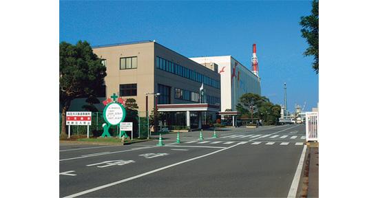 JNC石油化学株式会社 市原製造所