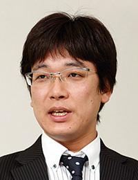 大多喜ガス株式会社 営業本部 エネルギー営業部 産業営業グループ 主任 早川 慶 氏