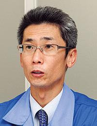 水島ガス株式会社 供給部長 合木(ごうき) 賢治氏