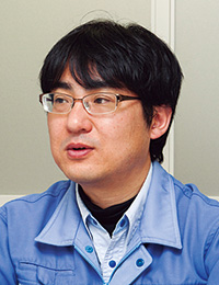 水島ガス株式会社 供給部 供給グループ 保全・生産チーム チーフ 係長 藤岡 芳人 氏