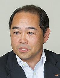 株式会社キムラ 商品部 部長 種田 吉身 氏