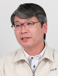 JCRファーマ株式会社 生産本部 品質保証部 神戸品質保証グループ グループ長 稲野 治人 氏