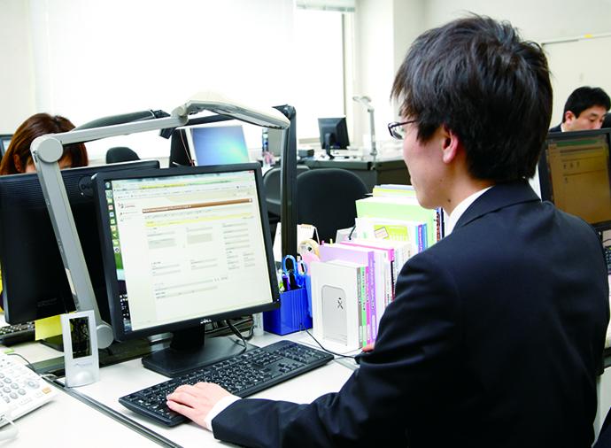 開発本部では臨床試験にかかわる文書をMasterControl(TM)に登録し、文書の改ざんを防止しデータの信頼性を確保している。