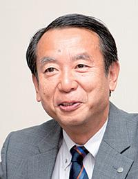 東京臨海熱供給株式会社 代表取締役社長 細井 優(まさる)氏