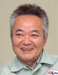 京和ガス株式会社 常務取締役 石上 隆 氏