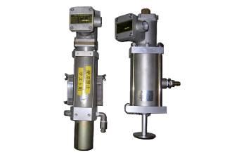 遠隔遮断システム(緊急遮断弁SSVと負圧・加圧ユニットの組み合わせ)