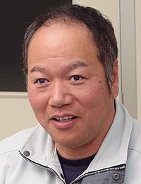 リョービミラサカ株式会社 総務部 安全環境担当課長 中野 新市 氏