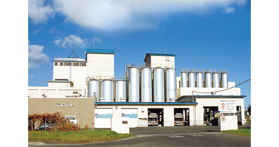 タカナシ乳業株式会社 北海道工場
