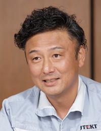 株式会社ジェイテクト 製造技術部 設備管理課 課長 加藤 俊一 氏