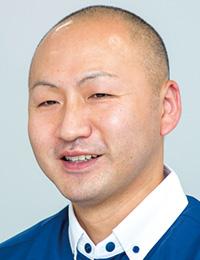 株式会社ナカニシ A1工場 加工部 NC課 CNC2係 係長 磯 知志(いそ さとし) 氏