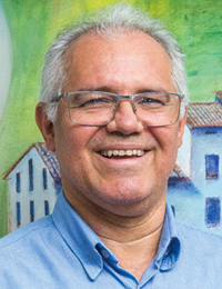 Usina Coruripe Campo Florido Unit 工場長 Geovani Araujo da Silva 氏