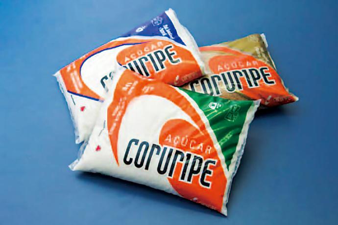 自社製品としても販売している家庭用の砂糖。