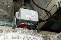 蒸気の制御に使用されているインテリジェントコンポ。アクティバル電動2方弁