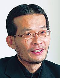 統正開發股份有限公司 資産管理部 部長 陳 俊璋氏