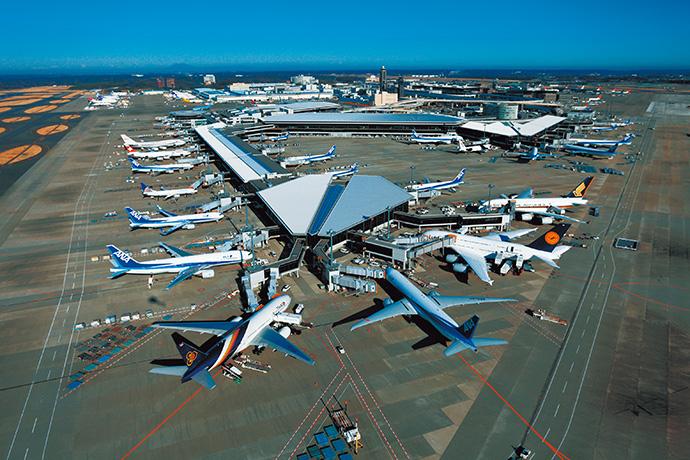 写真提供:成田国際空港株式会社