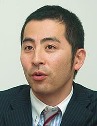成田国際空港株式会社 空港運用部門 施設保全部 機械グループ 副主幹 和泉 達也氏