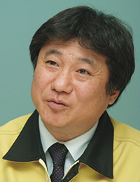 株式会社成田エアポートテクノ 技術管理部 技術第1課長 髙橋 審氏