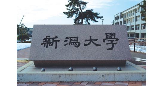 国立大学法人 新潟大学