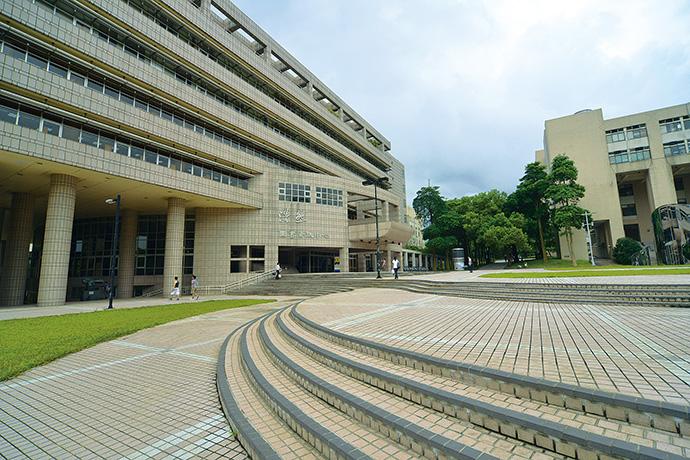 国立交通大学 光復校