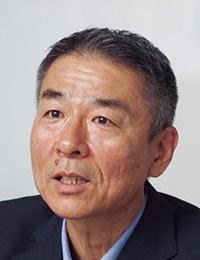 神戸地下街株式会社 施設管理部 理事部長 本田 一氏