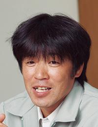 神戸地下街株式会社 施設管理部 施設課 課長 岩元 敏明氏