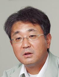 神戸地下街株式会社 施設管理部 施設課 係長 笠原 伸造氏
