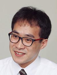 神戸地下街株式会社 施設管理部 施設課 藤井 義雄氏