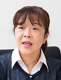 ライオン株式会社 CSR推進部 環境保全推進室 副主任部員 羽鳥 桂子 氏