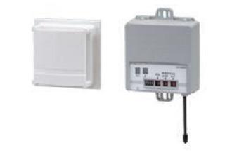 室内用温度/温湿度センサ RF受信機 ネオセンサワイヤレス