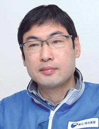 江の島ピーエフアイ株式会社 施設部長 山越 賢悟 氏
