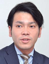 オリックス株式会社 環境エネルギー部 第一チーム 高島 彬 氏