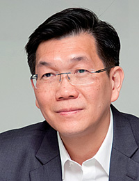 Amarin Ratchaprasong Co., Ltd 副社長 資産管理担当 Wisit Suthatheerarat 氏