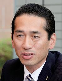 水口センチュリーホテル株式会社 取締役総支配人 林 初広 氏