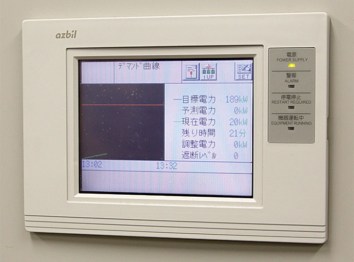 SmartScreenのモニタ