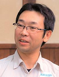 太田油脂株式会社 岡崎工場 製造第1グループ 包装担当 統括課長 赤木 義高 氏