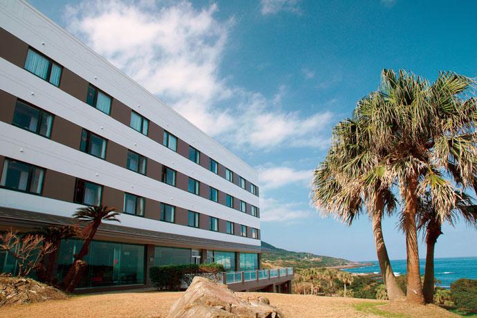 屋久島 シーサイド ホテル