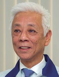シチズン電子株式会社<br />代表取締役社長<br />郷田 義弘 氏