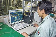 中央監視システムをsavic-net FXにリニューアル。従来使用していたSAVICTM500に比べて、監視画面がグラフィカルになり、操作性も大きく向上している。