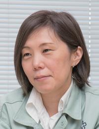 佐倉市役所 資産管理経営室 副主幹 新川 ゆか 氏