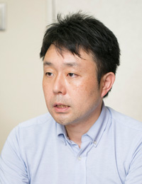株式会社大阪シティドーム 管理本部 施設管理課 主任 柳谷 岳央 氏