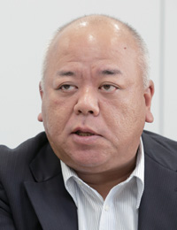 株式会社朝日ビルディング 中之島支社 技術セクション 特命マネジャー 鈴木 恭太 氏