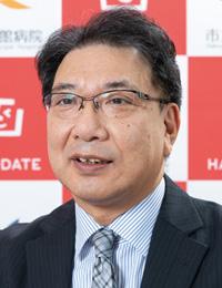 函館市病院局 市立函館病院 事務局長 大島 俊宣 氏