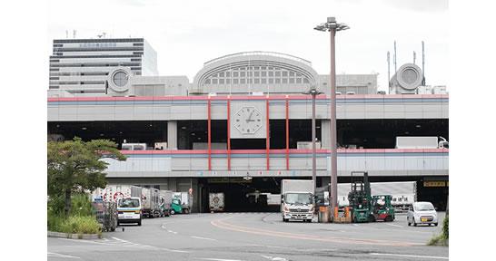 大阪市中央卸売市場 本場