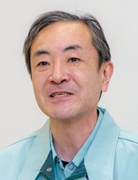 株式会社サービスエース 九段小学校学校設備員 亀田 昇 氏