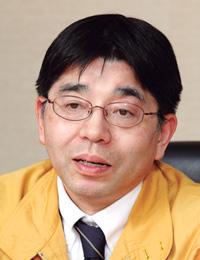 伊丹産業株式会社 執行役員 保安部 部長 倉津 克典 氏
