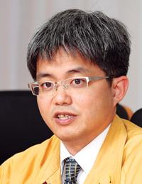 伊丹産業株式会社 保安部 次長 髙木 裕則 氏