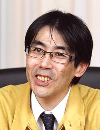 伊丹産業株式会社 電算部 次長 寺田 昌彦 氏