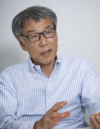 アズビルTACO株式会社 代表取締役社長 風戸 裕彦