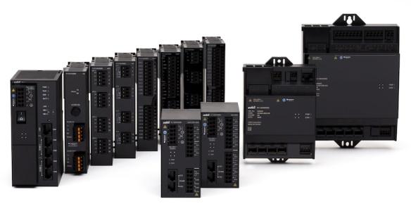 savic-net G5用コントローラ・I/Oモジュール製品群